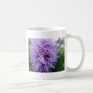 Tentacle Spider Violet Flower Coffee Mug