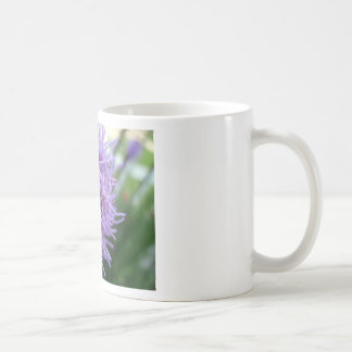 Tentacle Spider Violet Flower Coffee Mug