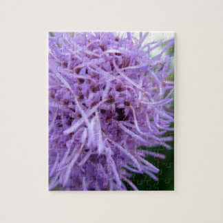 Tentacle Spider Violet Flower Jigsaw Puzzle
