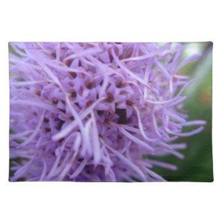 Tentacle Spider Violet Flower Placemat