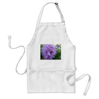 Tentacle Spider Violet Flower Standard Apron