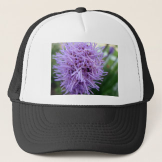 Tentacle Spider Violet Flower Trucker Hat
