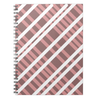 Tentacle Stripes Notebook