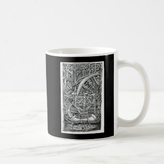 Tentacle Tank by Brian Benson Coffee Mug