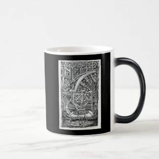 Tentacle Tank by Brian Benson Magic Mug