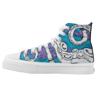 Tentacles of the Galaxy High Tops