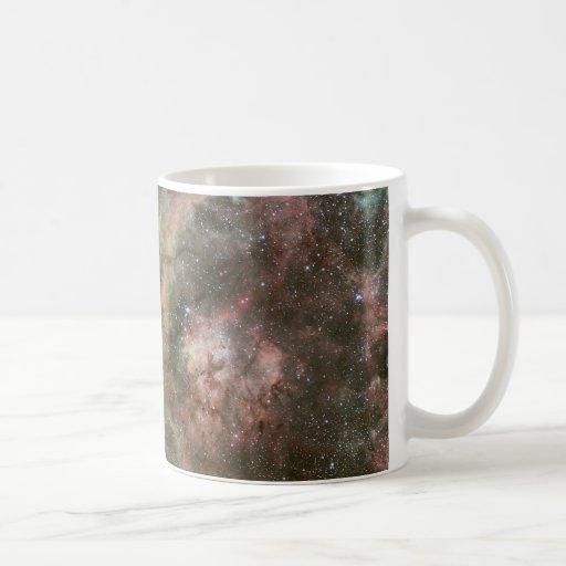 Tentacles of the Tarantula Nebula Coffee Mug