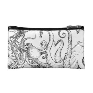 Tentalce - Octopus - Kraken Kulturbeutel/Utensilo Cosmetic Bag