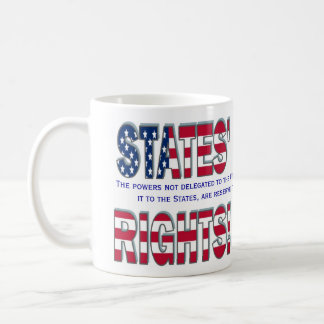 Tenth Amendment Coffee Mug