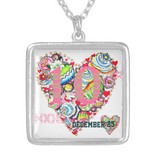 Tenth Birthday Necklace