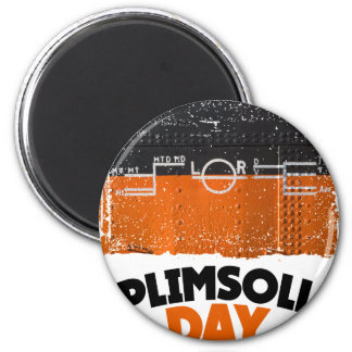Tenth February - Plimsoll Day - Appreciation Day Magnet
