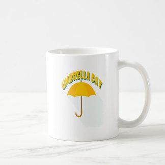Tenth February - Umbrella Day - Appreciation Day Coffee Mug