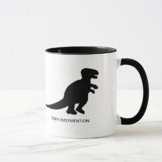 TENTH INTERVENTION Mug