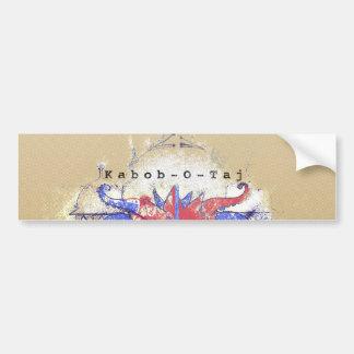 Tenticle Bumper Sticker