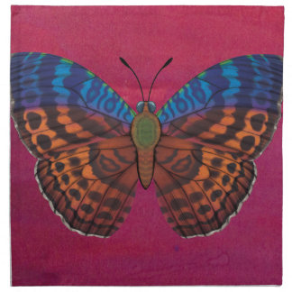Tentyris Forester Butterfly Napkin