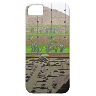 Teotihuacan - Sun Pyramid and Museum iPhone 5 Case