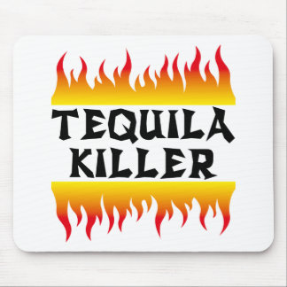 tequila killer mouse pad