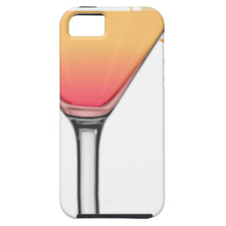 Tequila Sunrise Cocktail iPhone 5 Cases