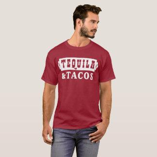 Tequila & Tacos fun tequila humor T-Shirt