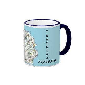 Terceira* Map Mug Coffee Mug
