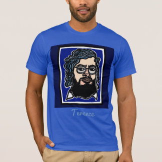 Terence t-shirt by FacePrints