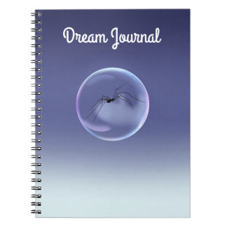 Terence The Spider Dream Journal