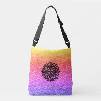Teresa's Rainbow Dragon Scale Bag