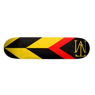 Terezin LT, Czech Custom Skateboard