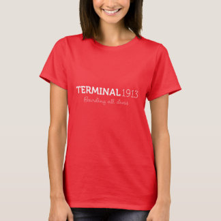 Terminal 1913 Shirt in Red