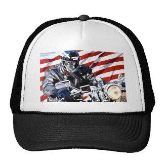 Terminator by Barbara Sullivan, Artist Trucker Hat