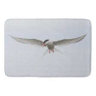 Tern bird bath mat