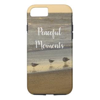 Tern Gulls Birds Beach Ocean Peaceful Personalize iPhone 8/7 Case