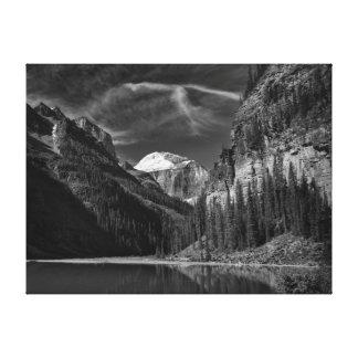 Terra Borealis lll Canvas Print