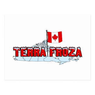 Terra Froza Postcard