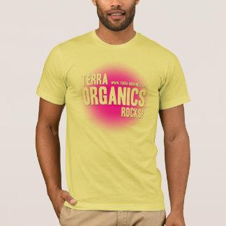Terra Organics Rocks T-Shirt