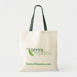 Terra Organics Tote Bag