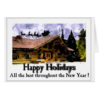 Terracana Xmas Greetings Card