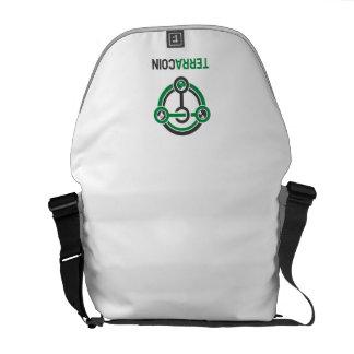 Terracoin Logo Messenger Bag