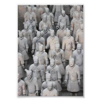 Terracotta Army Photo Print