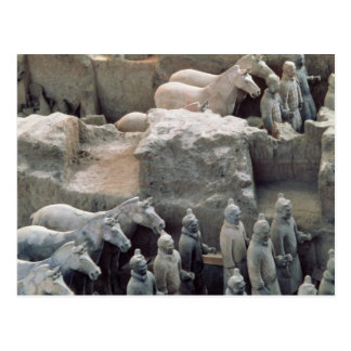 Terracotta Army Qin Dynasty 210 BC Post Cards