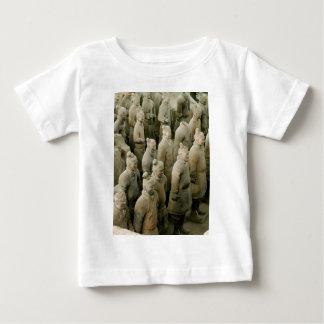 Terracotta Warriors Baby T-Shirt