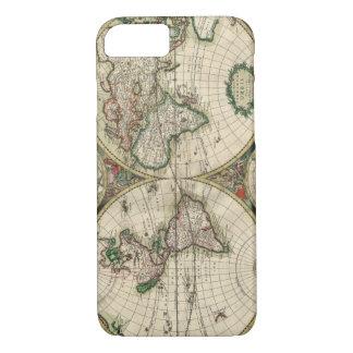 Terrarum Orbis Tabula iPhone 8/7 Case
