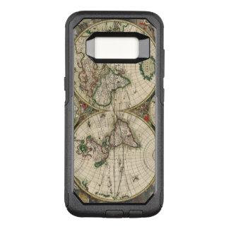 Terrarum Orbis Tabula OtterBox Commuter Samsung Galaxy S8 Case