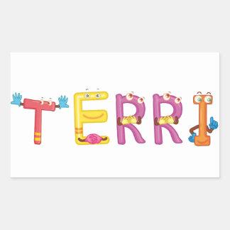 Terri Sticker