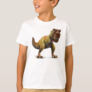 Terrible T-Rex - Basic T-Shirt For Kids