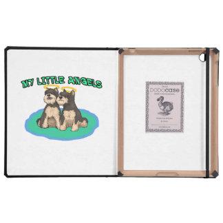 Terrier Angels iPad Cases