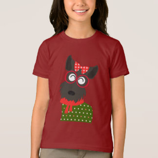 Terrier Christmas T-Shirt