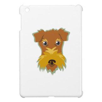 Terrier Head iPad Mini Cover