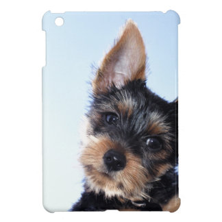 Terrier puppy cover for the iPad mini