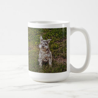 Terrier Schnauzer Pet Dog-lover's Dog Breed Coffee Mug